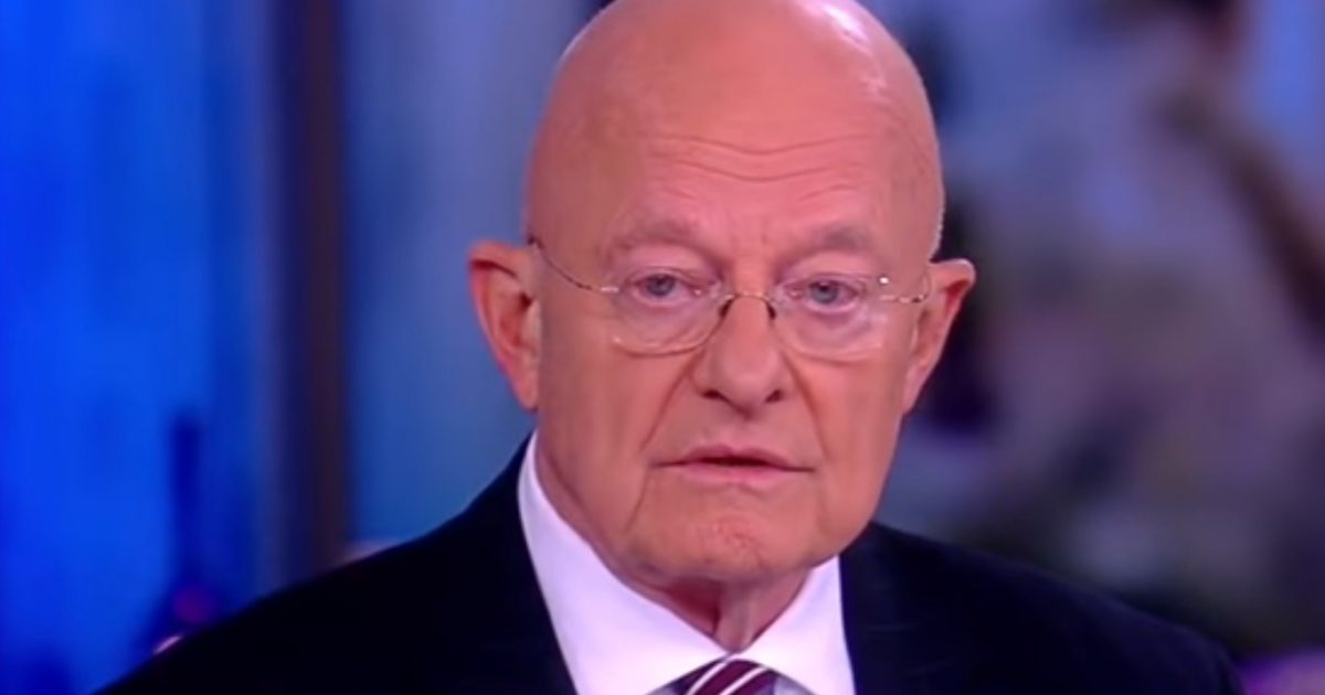 Obama's Former Director of National Intelligence James Clapper Says Obama Behind Entire Russia Witch Hunt!