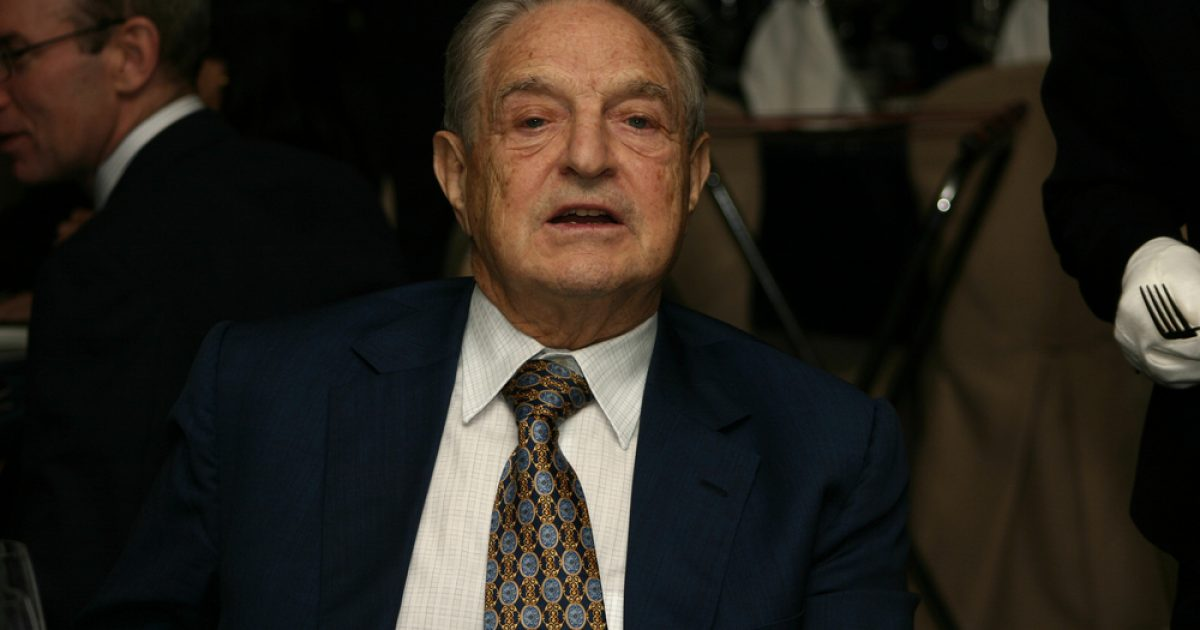 Soros-Backed Group Will Spend Millions To Stop Kavanaugh
