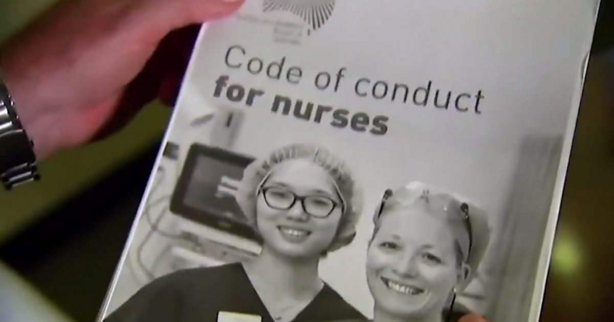 Nurses in Australia May Soon Have to Apologize to Minority Patients for Being White