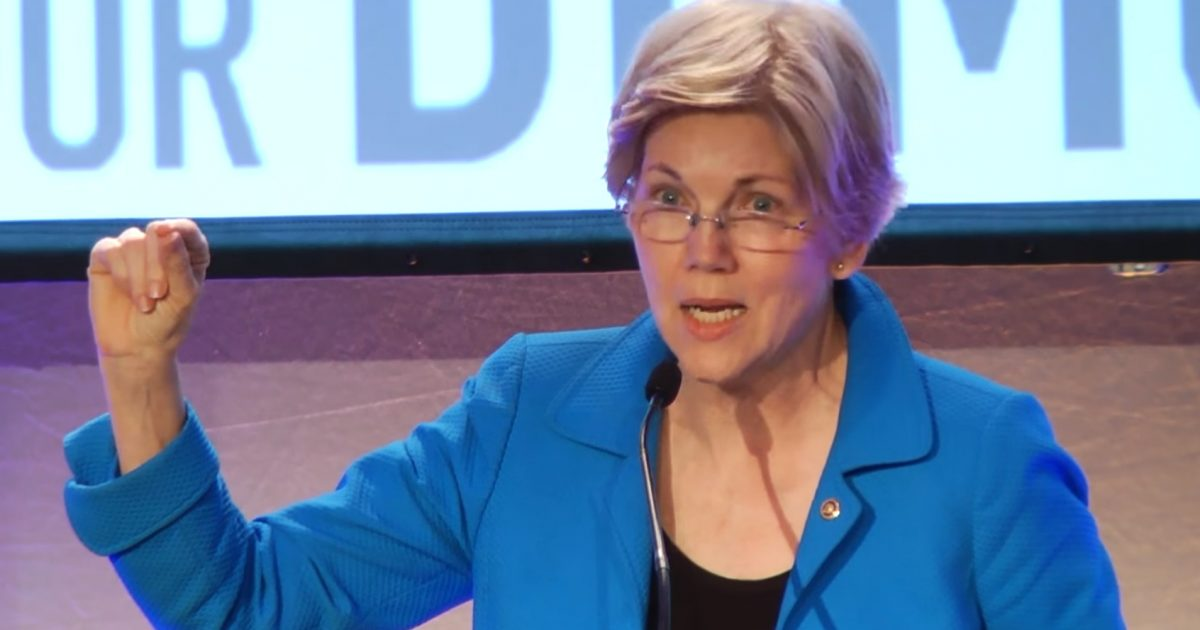 Report: Elizabeth Warren Hinting At Possible 2020 Run