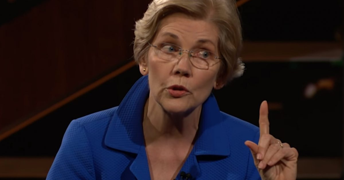 Here's Elizabeth Warren's Newest Batty Plan...
