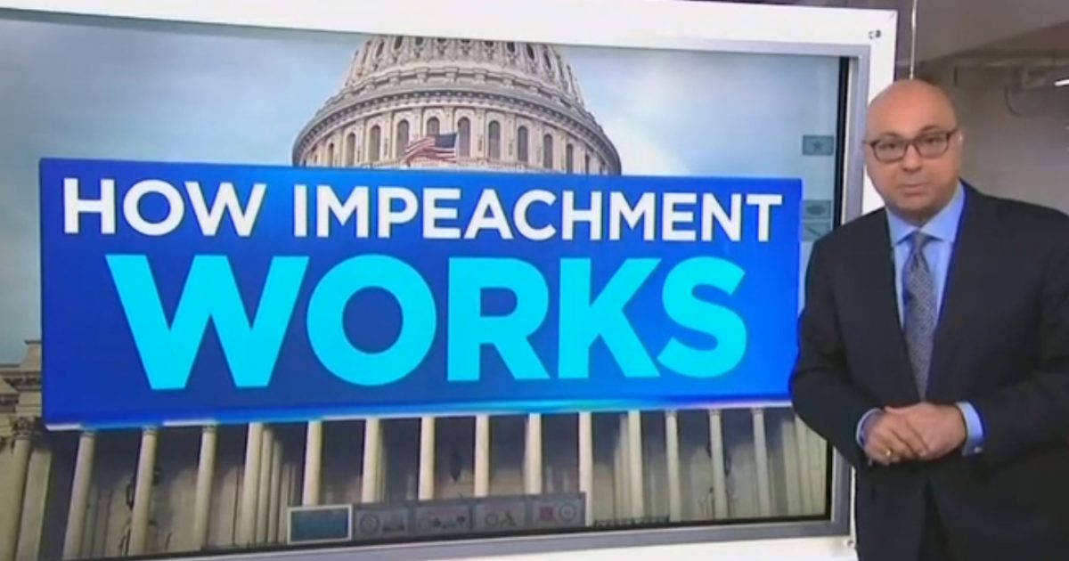 CNN, MSNBC Say 'Impeachment' 222 Times in Single Day (Video)
