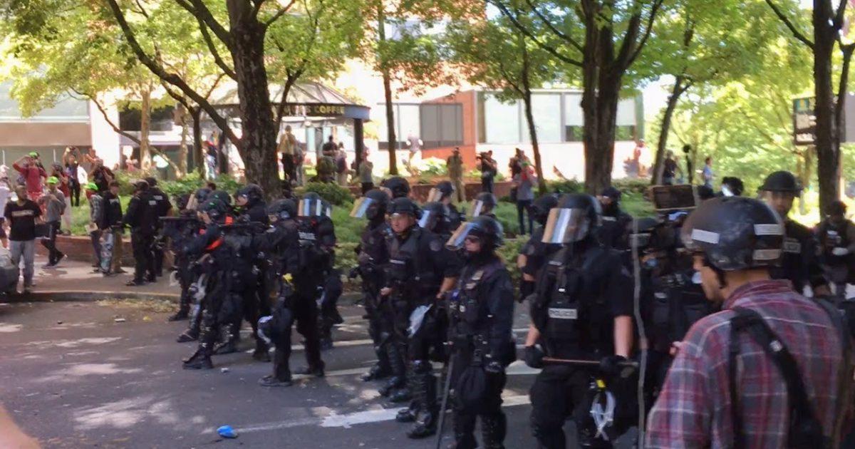 Far Left Violent Mobs RIOT In 3 Major US Cities... MSM Ignores