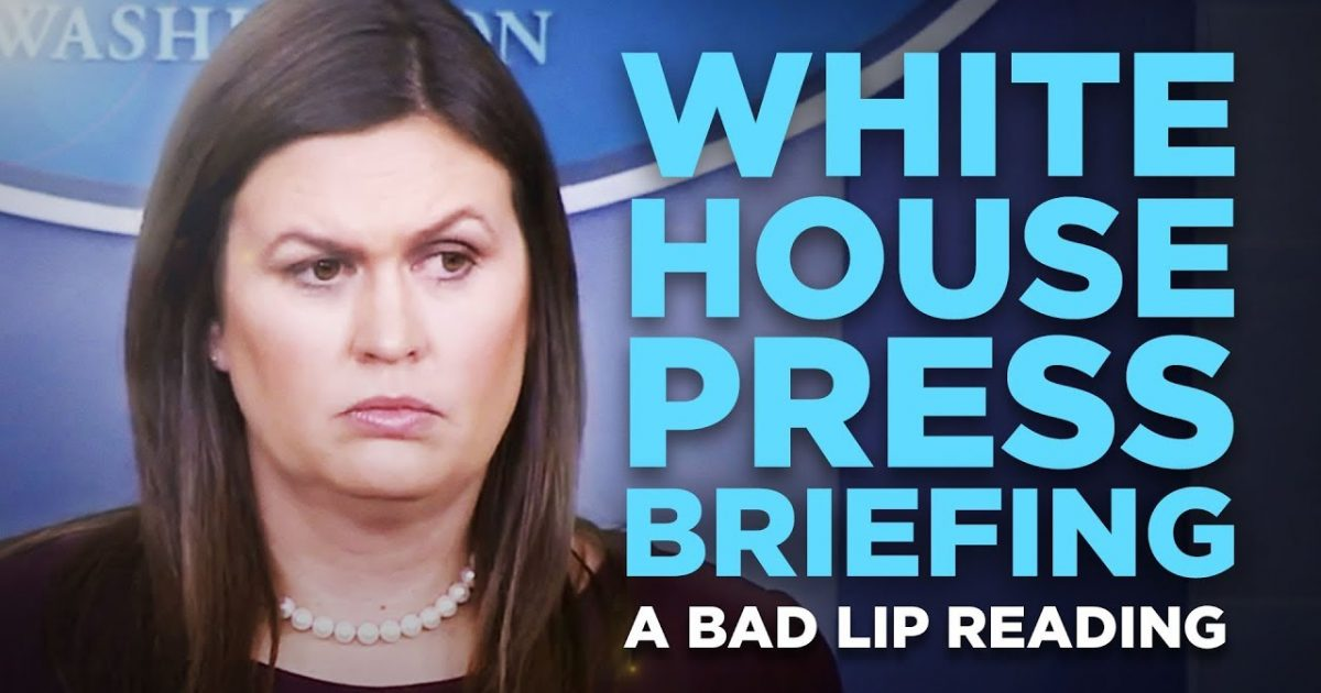 Hilarious Sarah Sanders Video Brings Country Together