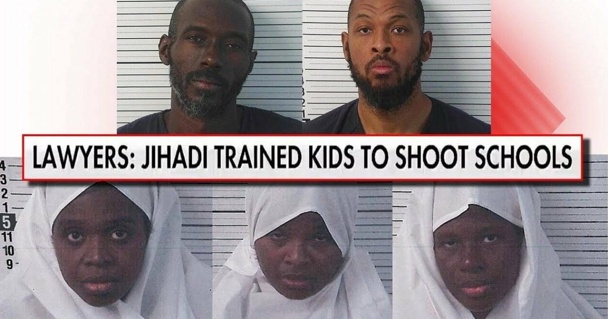New Mexico Authorities Mysteriously Destroy Jihadi Child Training Camp