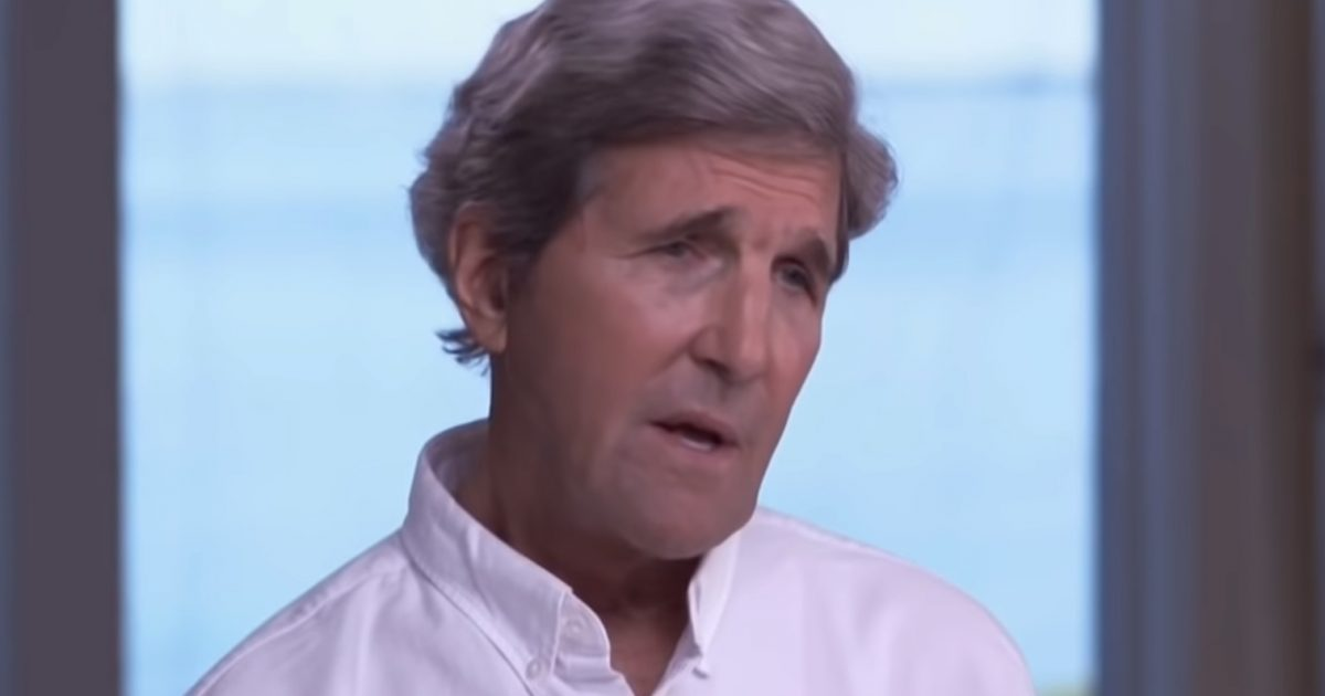 "Kerry: USA ""Paid A Price"" Because Obama Failed To Enforce His Syria ""Red Line"""