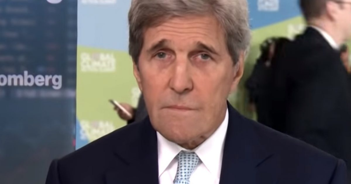 Kerry Responds To Anger Over Iran Meetings With Jokes & Insults #IndictJohnKerry