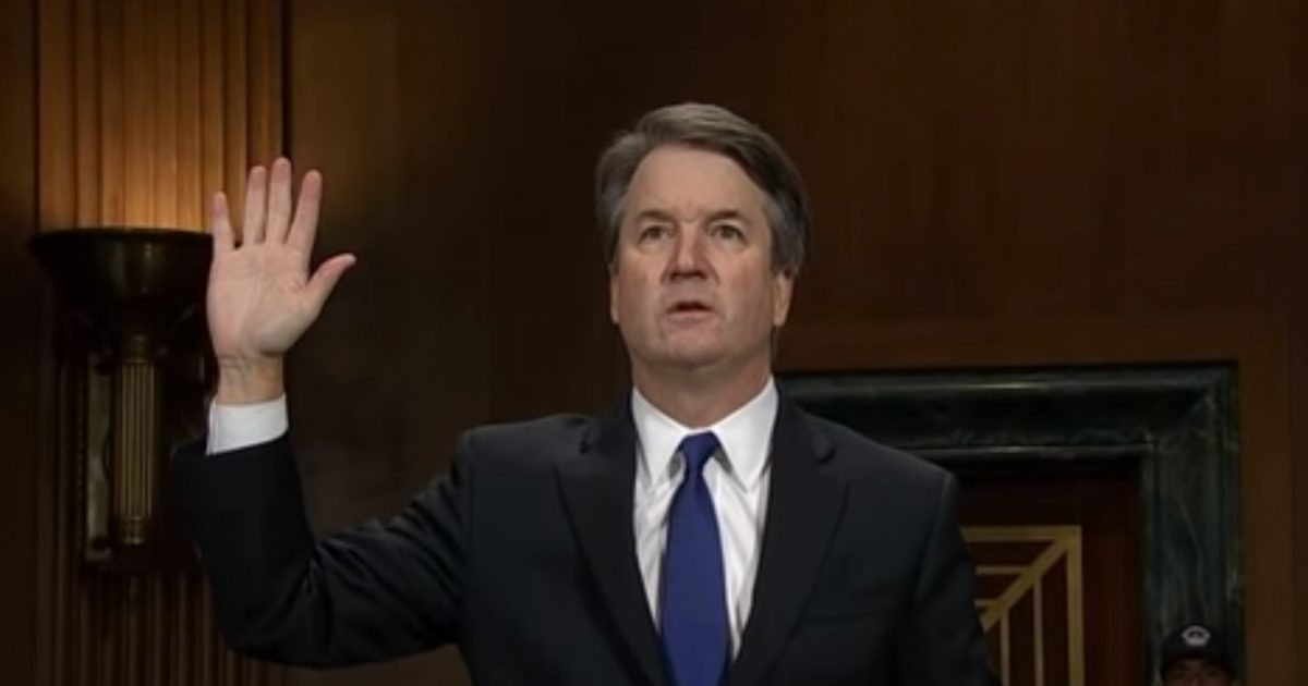 BREAKING: Kavanaugh Has The Votes!