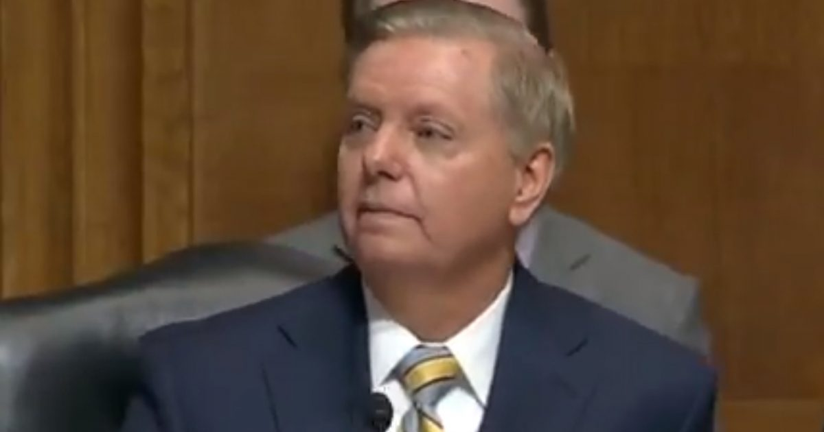 Sen. Lindsey Graham Kills It: The FBI Did Not Miss a Sophomore Gang-Rapist... It's a Bunch of Garbage