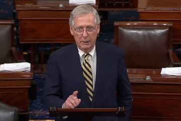 McConnell Announces 'All 51 Republican Senators Support Motion To Proceed to Kavanaugh Nomination'