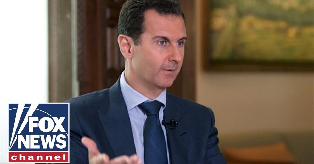 Assad Plans Chemical Weapons Attack In Syria
