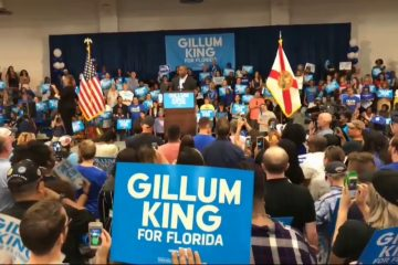 "FL Dem Gov Candidate Andrew Gillum Mocks Florida As The ""The Uh-Oh State"""