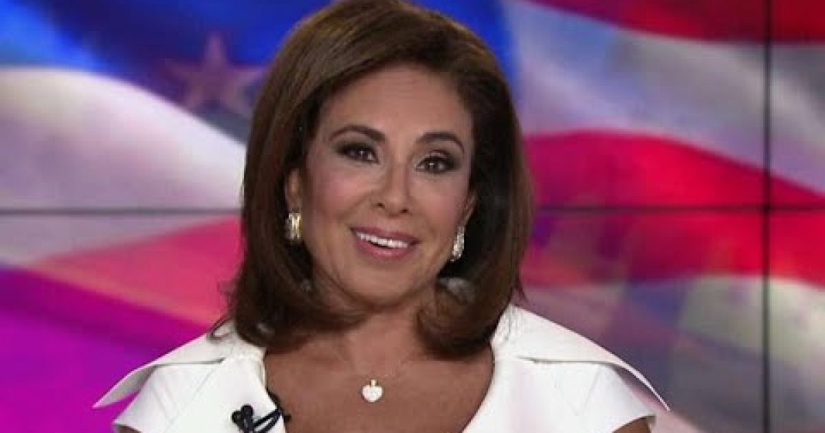 Judge Jeanine Schools Obama: You're The Reason Trump Is President!