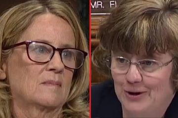 Prosecutor Who Questioned Ford: Facts Would Have NOT Supported A Charge On Kavanaugh