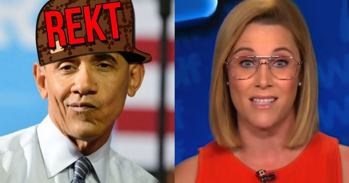 S.E. Cupp Blasts Barack Obama For Hypocritical Anti-Trump Speech