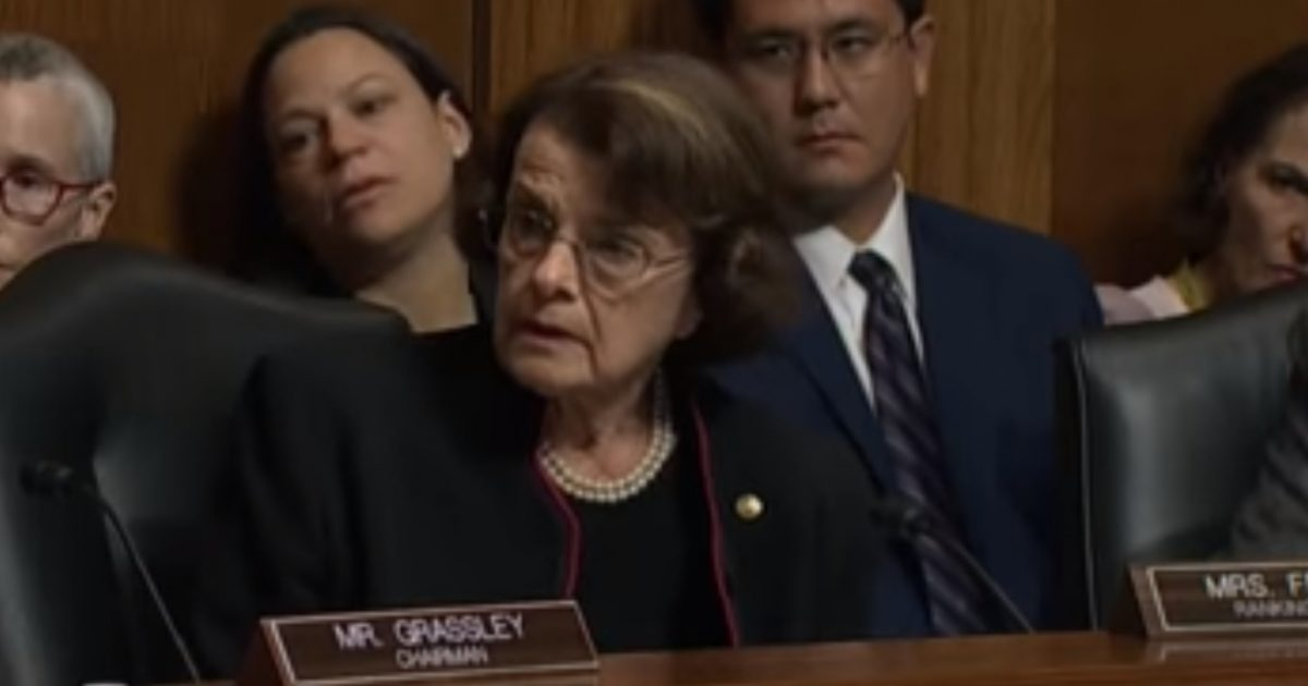 Sen. Tom Cotton: Feinstein To Be Investigated Over Leaked Letter From Ford