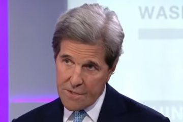 John Kerry Defends Ted Kennedy: 'He Stood up and Owned Moments Where He Knew He Stepped Over the Line'