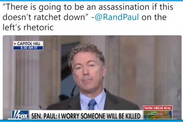 Rand Paul Reveals Media Ignored Key Detail About GOP Baseball Attacker
