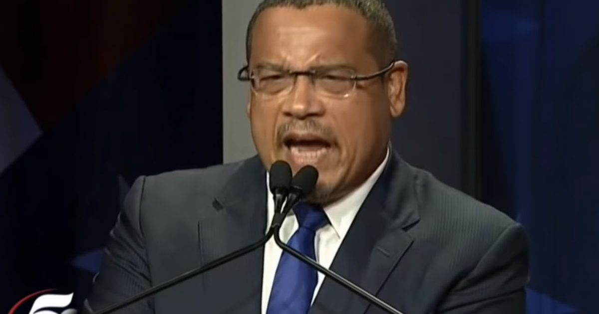 "Keith Ellison: Louis Farrakhan Had ""Some Things"" To Offer"