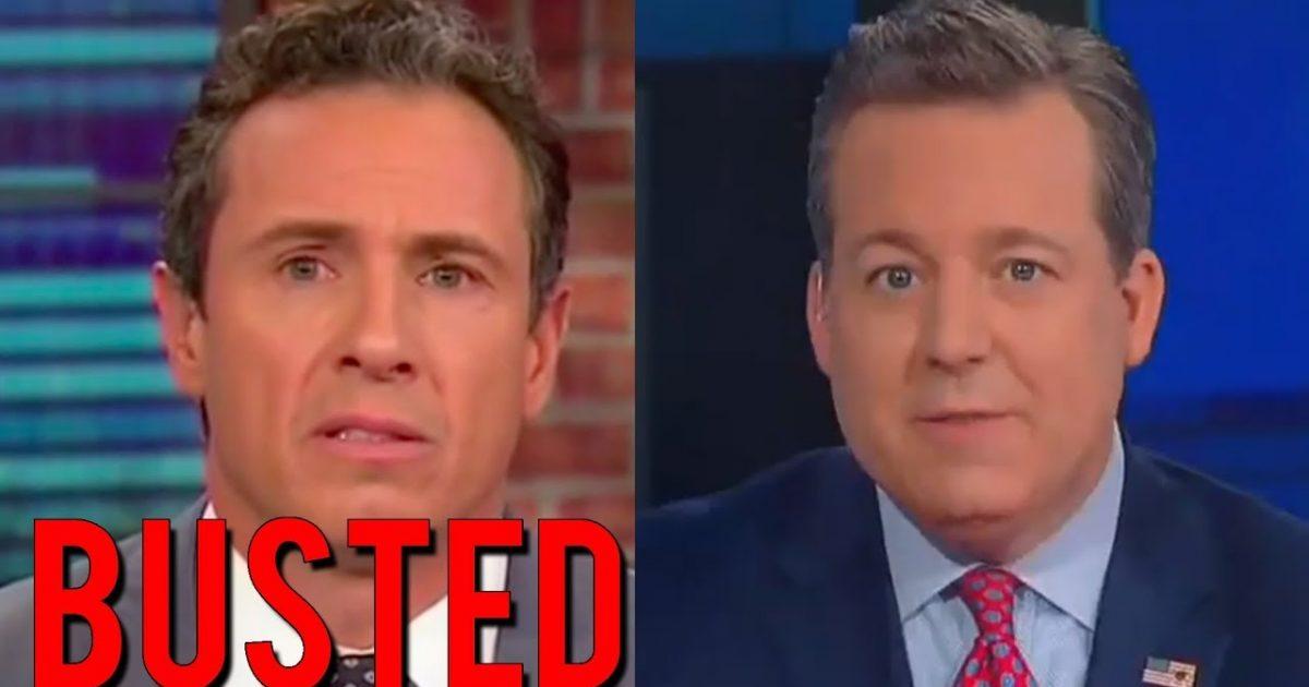 BUSTED: Fox Host Shreds CNN's Chris Cuomo
