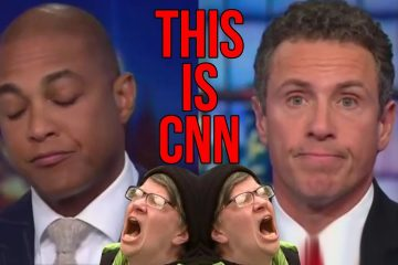 "CNN ""Journalists"" Break Down Over Likely Justice Kavanaugh Outcome"
