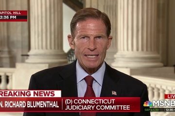 "Da Nang Blumenthal: ""We Need To Educate"" Americans That Support Kavanaugh"