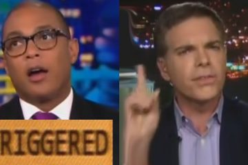 EPIC: CNN Host Goes Nuts When Guest Calls Out Democrat Mob