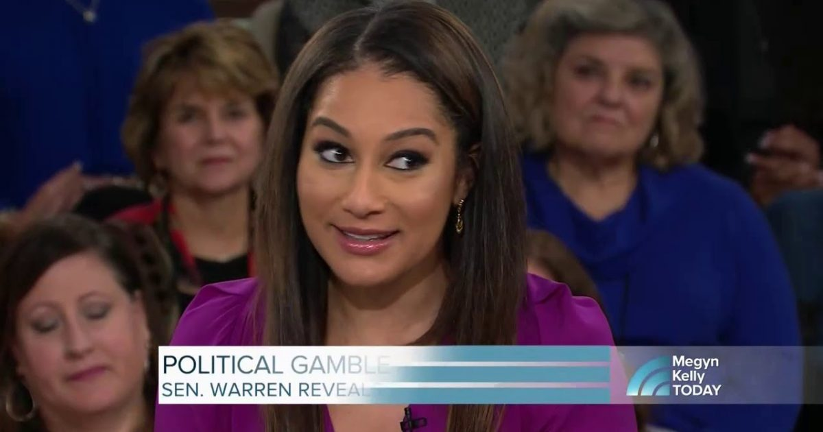 NBC's Today Show Ridicules Elizabeth Warren's Failed Attempt To Prove She's Native American