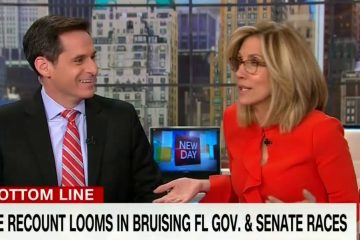 "CNN's Camerota Slams Broward County's ""Absurd"" Vote Counting"