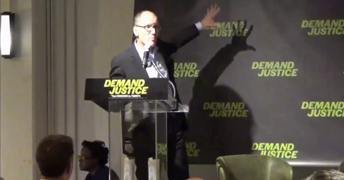 DNC Chair Tom Perez Complains That Voters Are Influenced ...