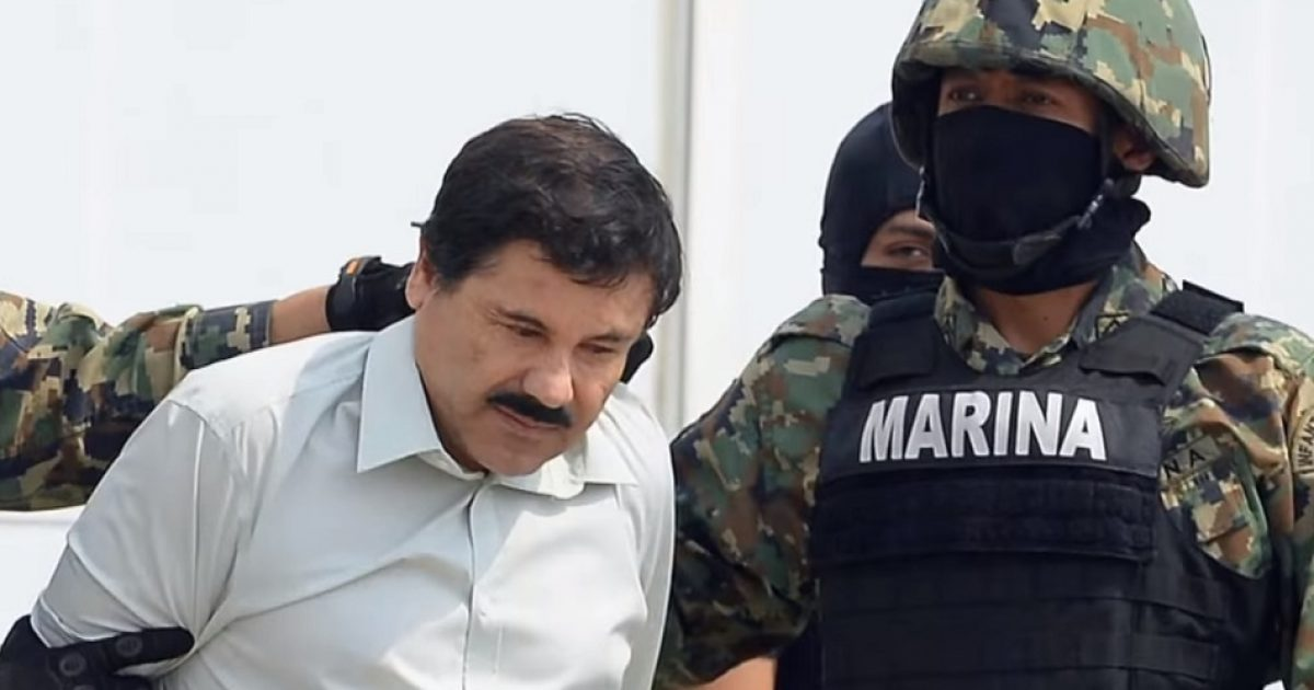 According To Witness Drug Lord 'El Chapo' Paid $100 Million Bribe To Mexican President Enrique Peña Nieto