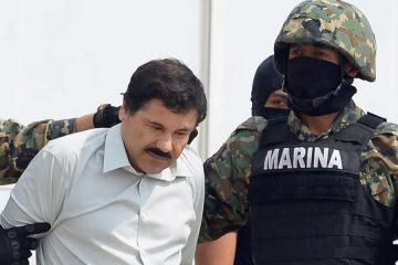 According To Witness Drug Lord 'El Chapo' Paid $100 Million Bribe To Mexican President Enrique Peña Nieto