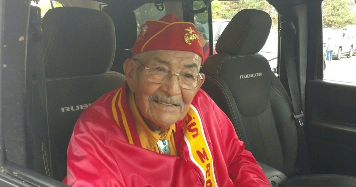 One Of Last Surviving Navajo Code Talkers Alfred Newman Dies At 94