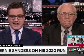 "Democratic Socialist Bernie Sanders Brags About ""Transforming"" Democratic Party"