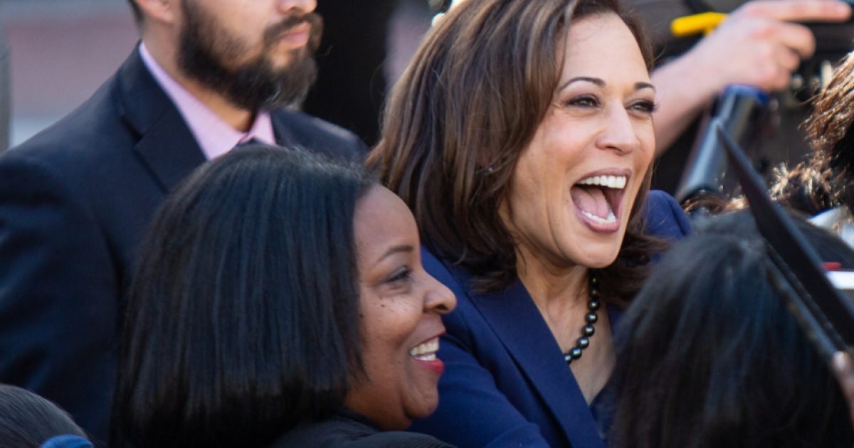 """Kamala Harris: Security Crisis On Southern Border Is """"A Distraction From The Real Issues"""""""