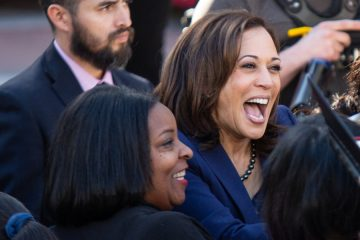 "Kamala Harris: Security Crisis On Southern Border Is ""A Distraction From The Real Issues"""