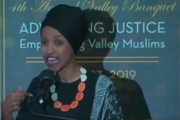 Omar Tells Muslims At CAIR Conference It's Time To 'Raise Hell And Make People Uncomfortable' In America