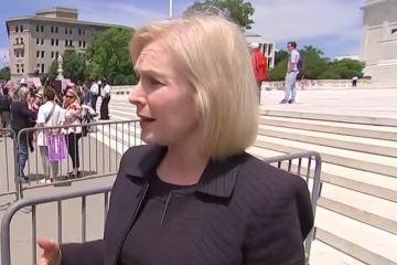 "Gillibrand: Voters That Do Not Want Tax Dollars Paying For Abortion Do Not Have ""A Valid Argument"""
