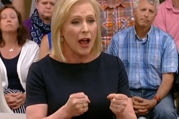 Gillibrand Has Absolutely No Idea What She's Talking About In Attack The NRA