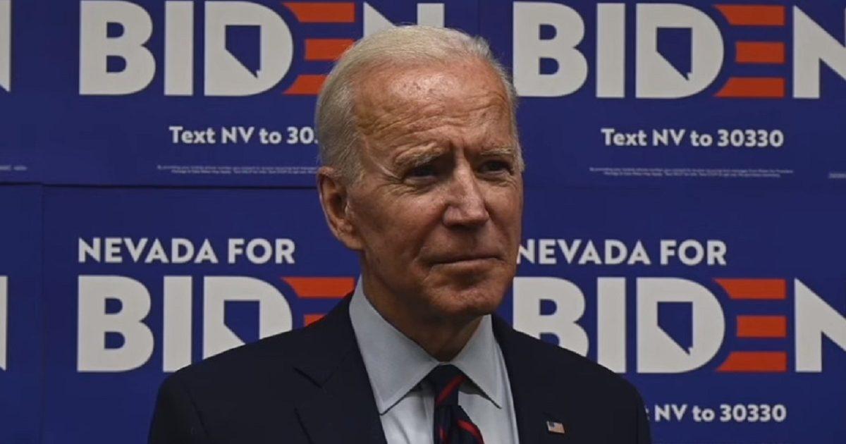 """Biden: """"We Don't Need Standing Armies"""""""
