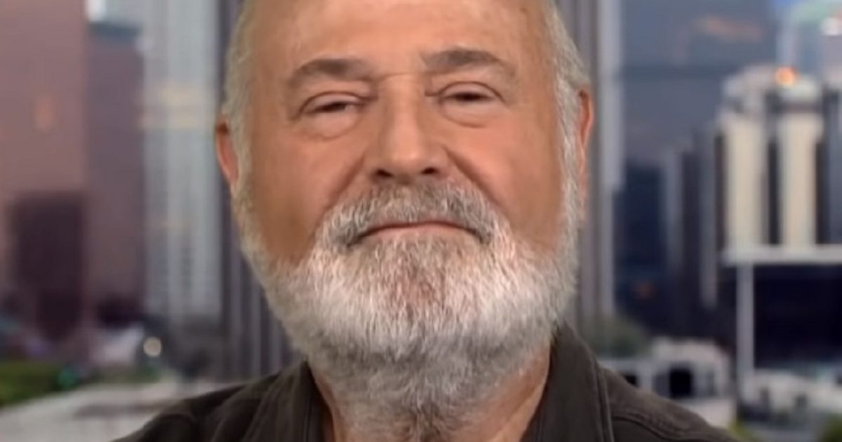 Rob Reiner: Democrats Have To 'Punch' Trump In The Nose