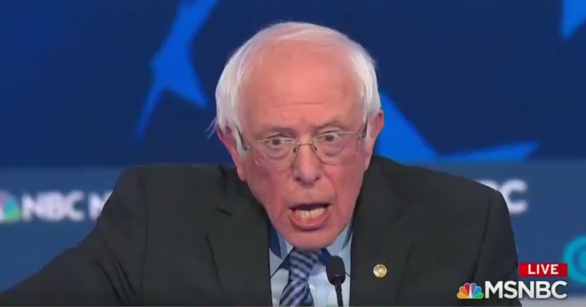 Here's The Best Line Of Democratic Debate (Video)