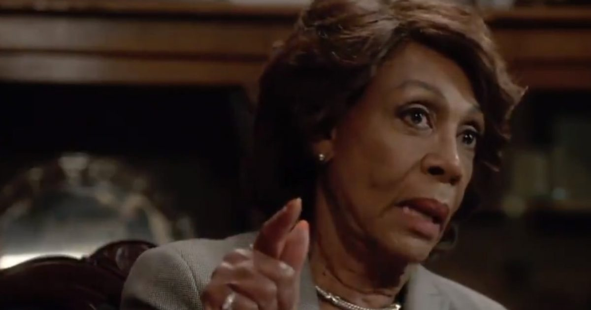 Maxine Waters Defends Gangs 'In the 'Hood' As Having More Integrity Than Trump