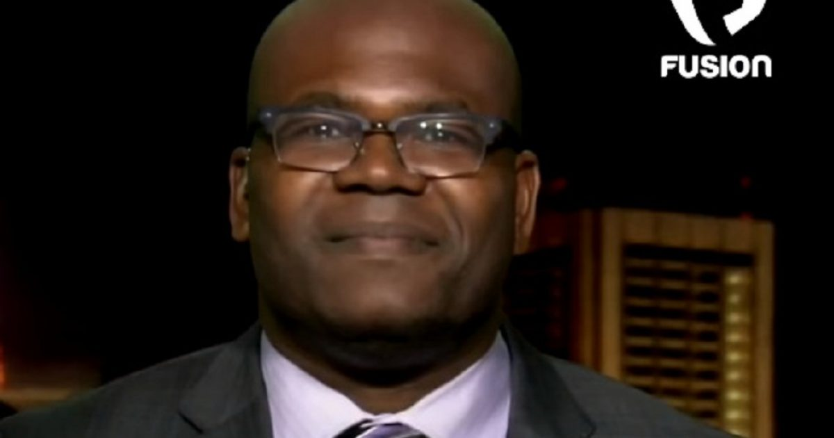 MSNBC's Jason Johnson: 'Racist Liberal Whites' Love Sanders; Staffers Are 'Island Of Misfit Black Girls'