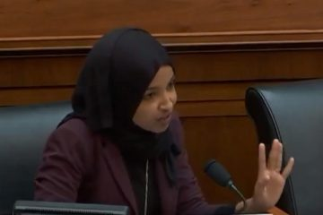 Omar Harasses Mike Pompeo At Hearing