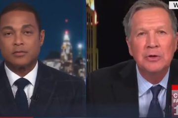 CNN Host Pitches On-Air Hissy Fit