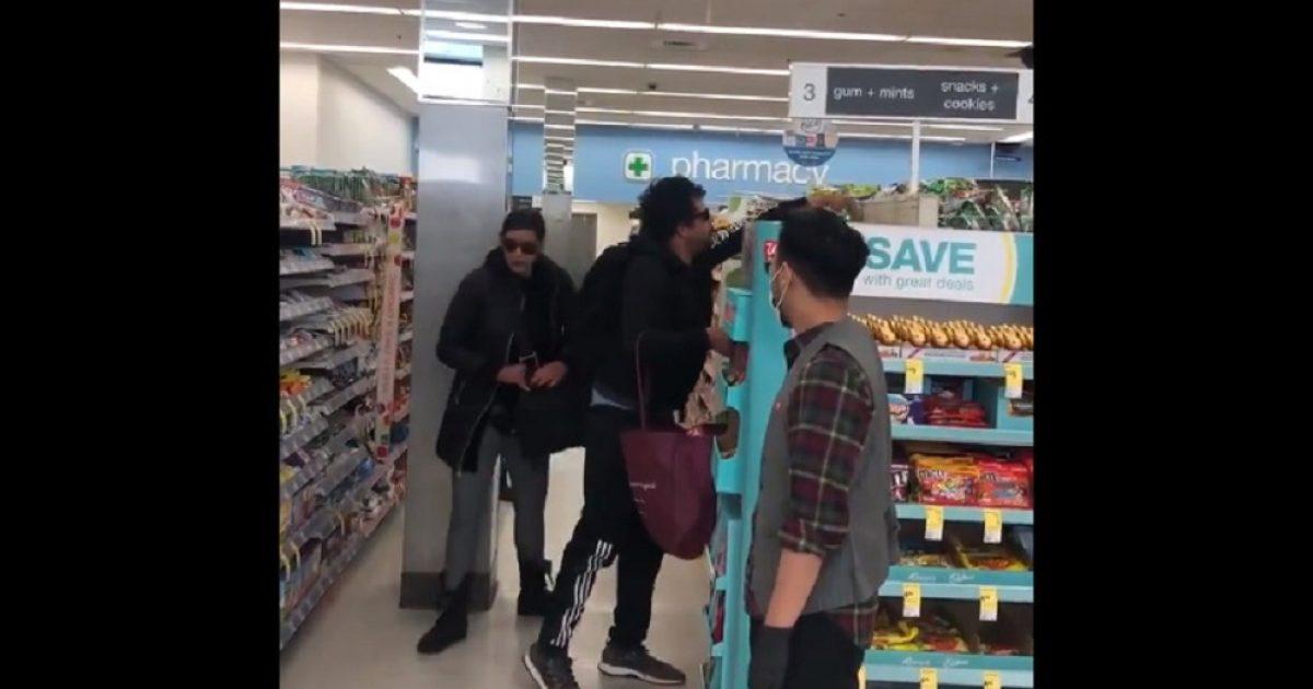 San Francisco: Looting At Walgreens (Video)