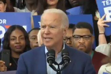Biden Appears To Forget Declaration Of Independence