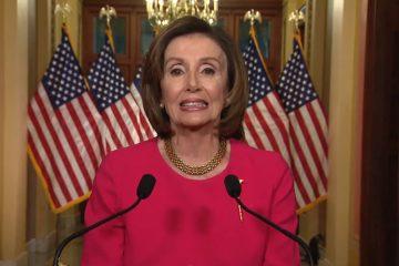 Nancy Pelosi Uses Coronavirus Presser To Demand Trump Stop Attacking ObamaCare
