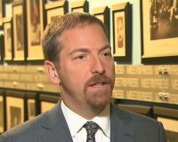 "INFURIATING: Chuck Todd Asks If Trump Has ""Blood"" On His Hands For ""Slow Coronavirus Response"""